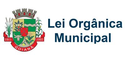 Lei Orgânica do Município de Goianá