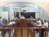 Câmara realiza primeira reunião de 2016