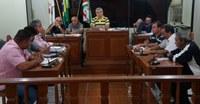 Câmara recebe representante da Cimpar para esclarecimentos de iluminação pública