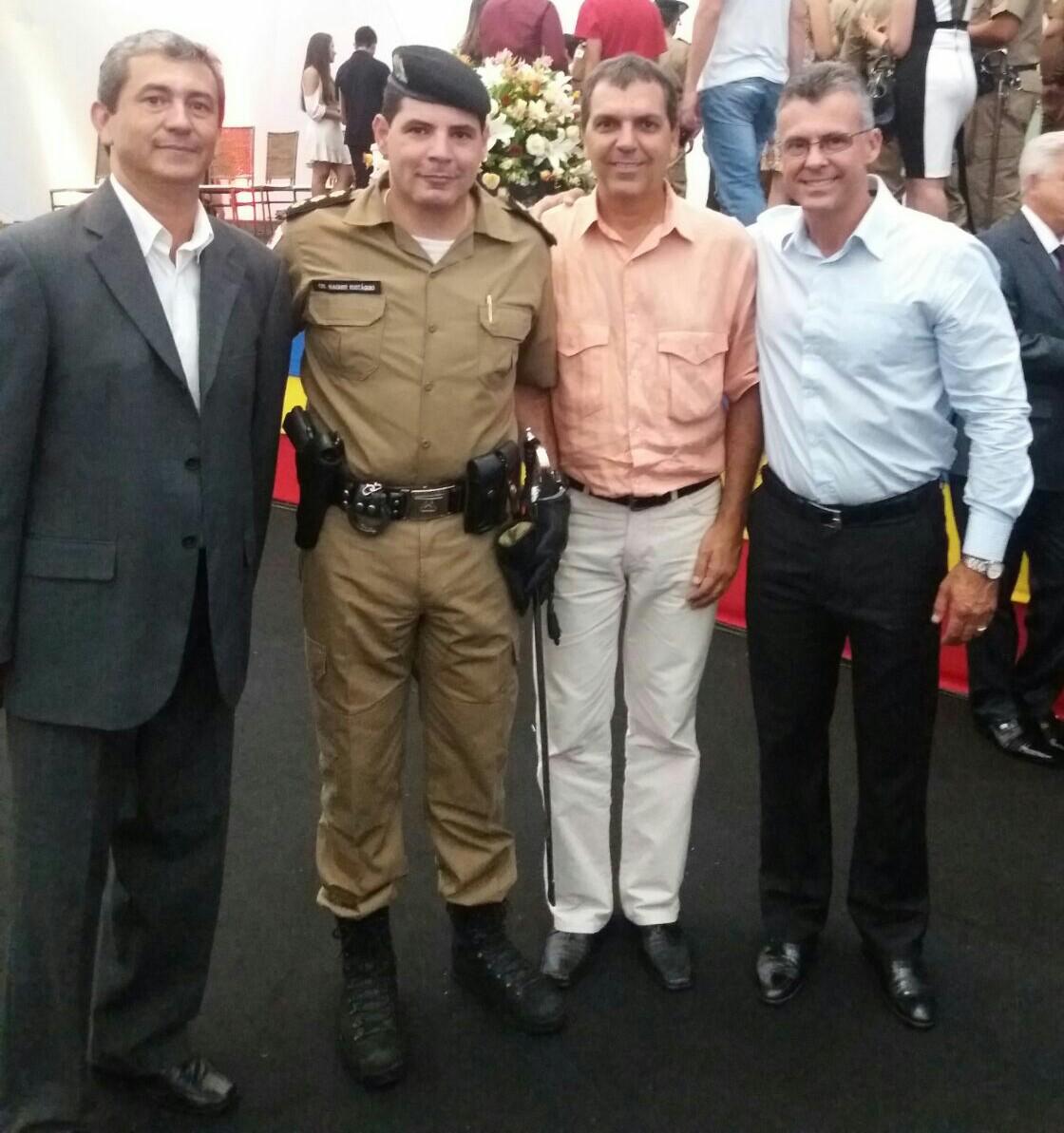 Polícia Militar realiza troca de comando