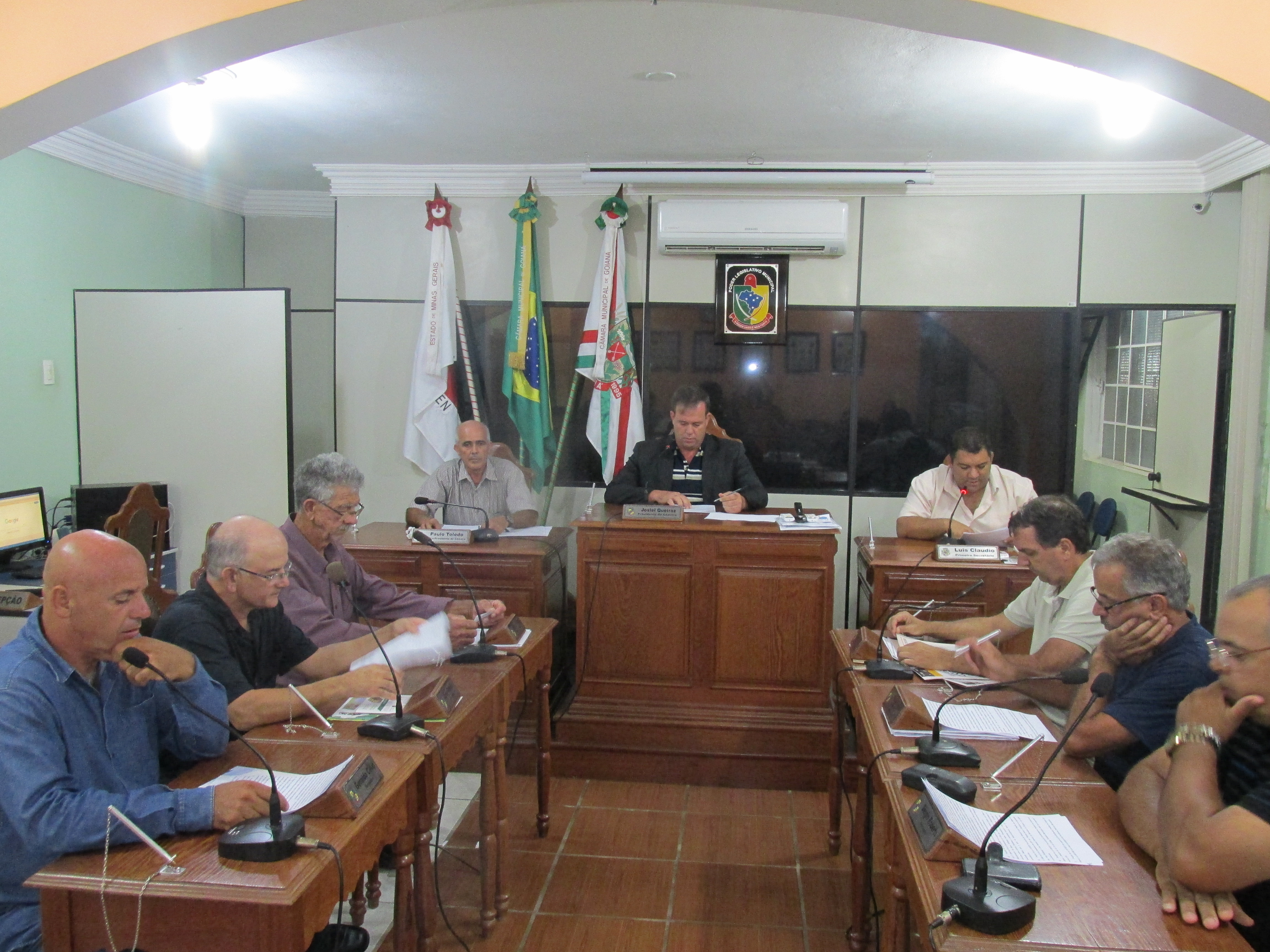 Câmara realiza última reunião ordinária de 2017