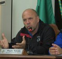 Com participação do prefeito em reunião, Câmara aprova abertura de crédito especial para aquisição de automóvel para o CRAS