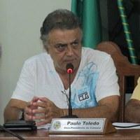 Secretário de Administração e Finanças fala sobre Projeto de Lei do executivo referente a abertura de crédito suplementar de R$305 mil