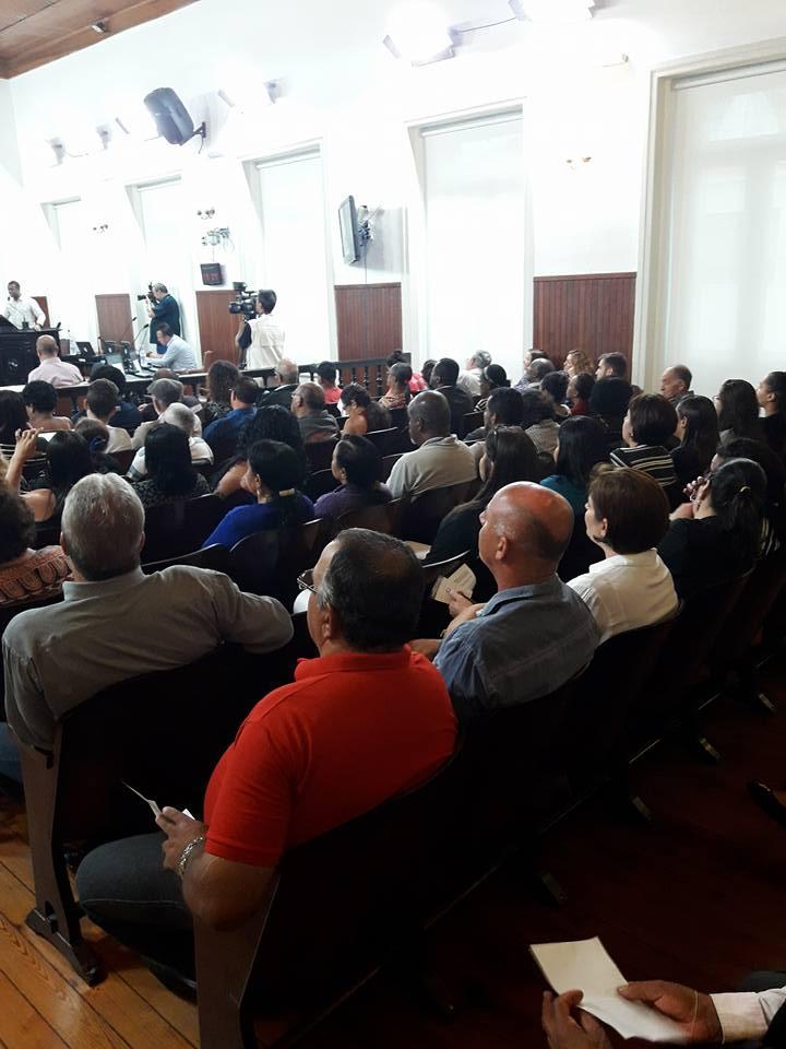 Vereadores participam  de audiência pública sobre reabertura do Hospital João Penido