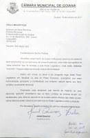 Vereadores solicitam esclarecimentos do executivo sobre carta anônima