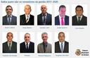 Você conhece os parlamentares da Gestão 2017 - 2020?